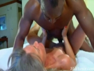 Passion in her pussy