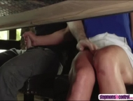 Stepmom joins sex session as her stepson bangs her horny bestfriend