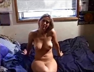 Big butt wife with younger boy