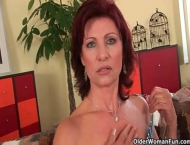 Sex starved milfs squirt their pussy juice