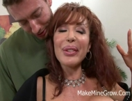 Sexy Vanessa - Hot MILF Fucked On Her Big Ass