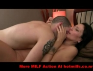 Seductive Hot MILF Fucked Hard By Step Son – More MILF Action At hotmilfs.co.nr